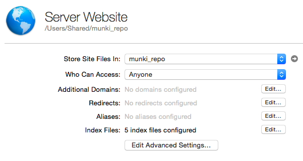 Using Munki and AutoPkg to automate Mac software deployment (Part 1) (5/6)