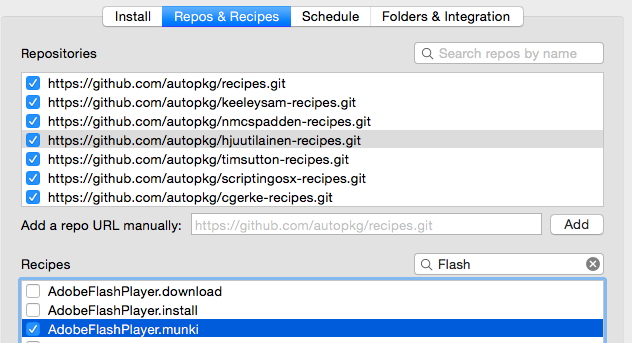 Using Munki and AutoPkg to automate Mac software deployment (Part 1) (6/6)